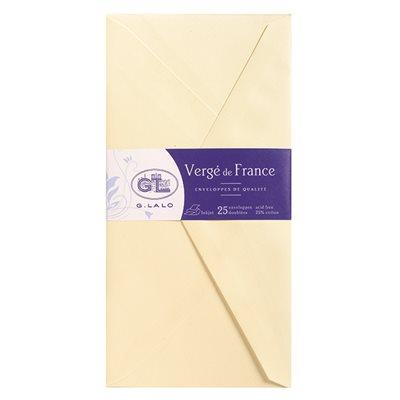Enveloppe DL Vergé de France