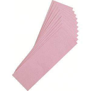 Recharge papier buvard pour tampon